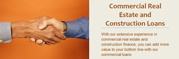 Commercial Real Estate & Construction Loans