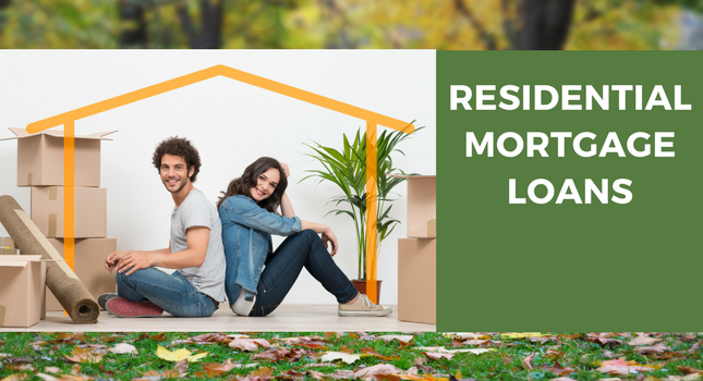 Residential Mortgage Make Your Dreams Come True Banner