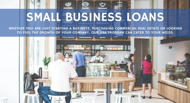 Small Business Loans Rotating Banner In Simplified Chinese